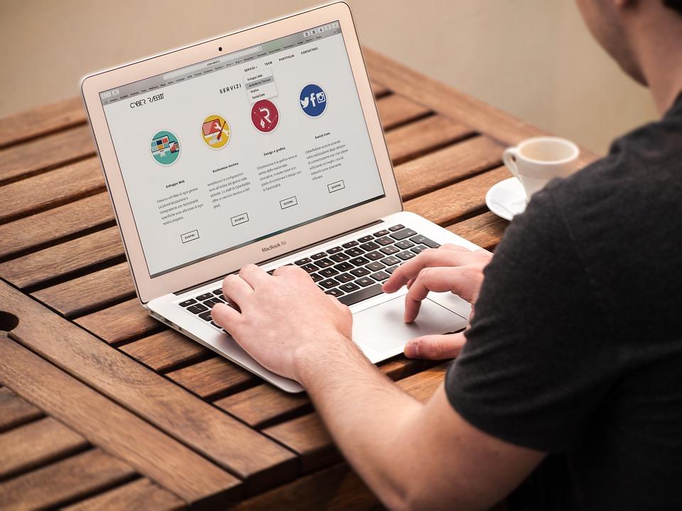 website builder design