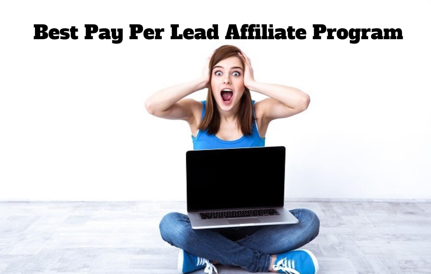 Best Pay per lead affiliate program