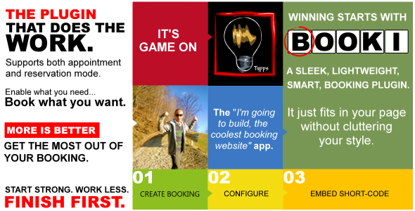 Booki - WordPress Booking Calendar plugin