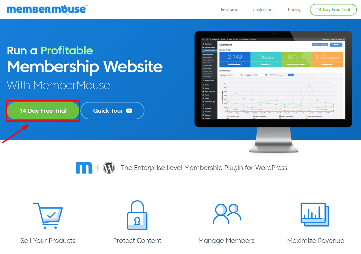 MemberMouse-WordPress-Membership-Plugin