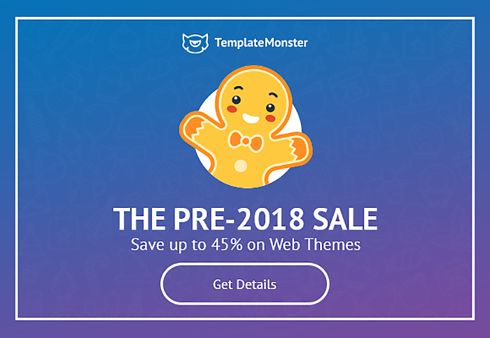TemplateMonster Sale