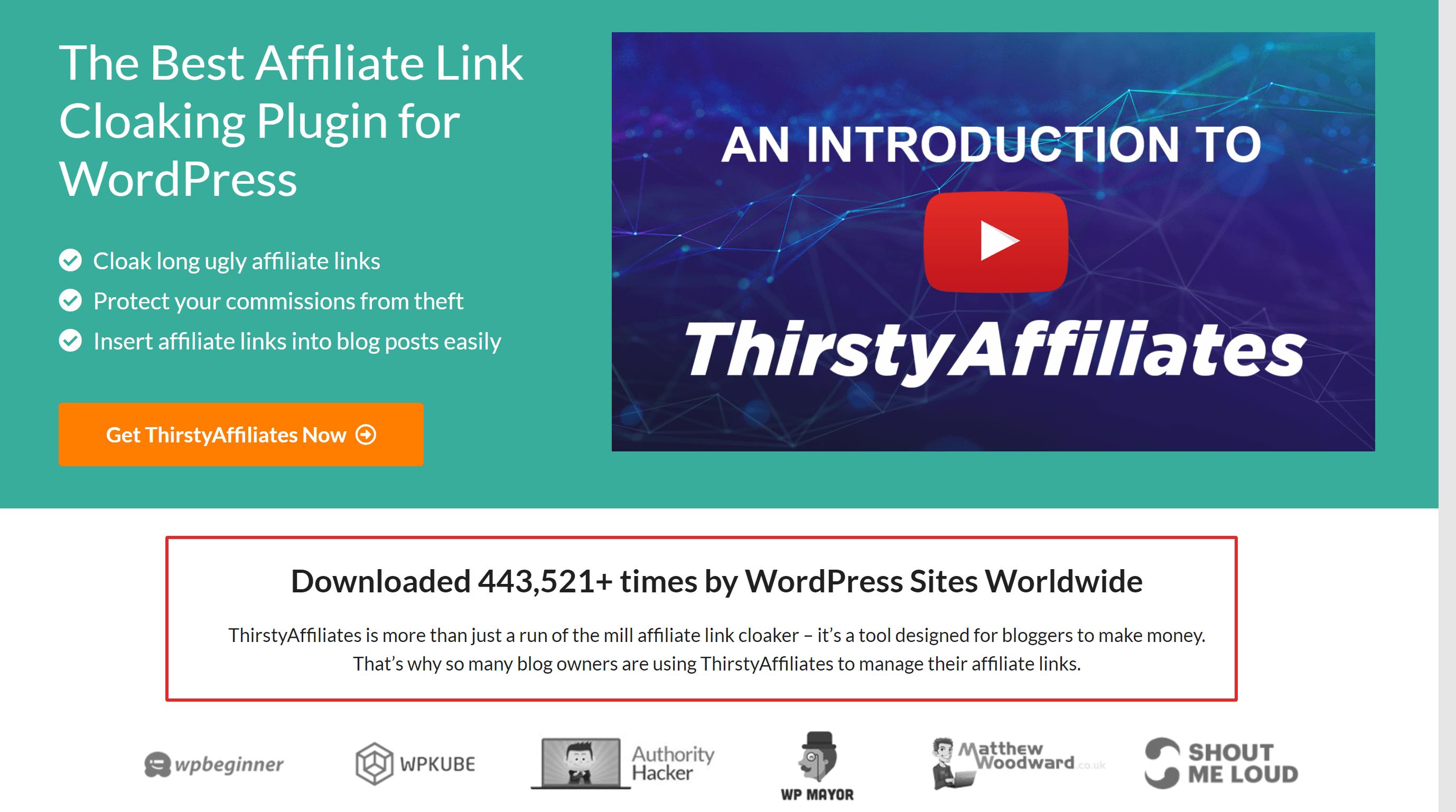 Thirsty affiliates testimonials reviews