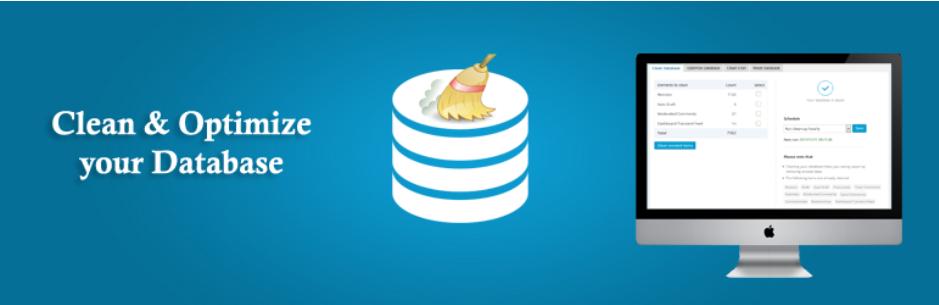Wordpress advance data base cleaner - Improve Wordpress Performance