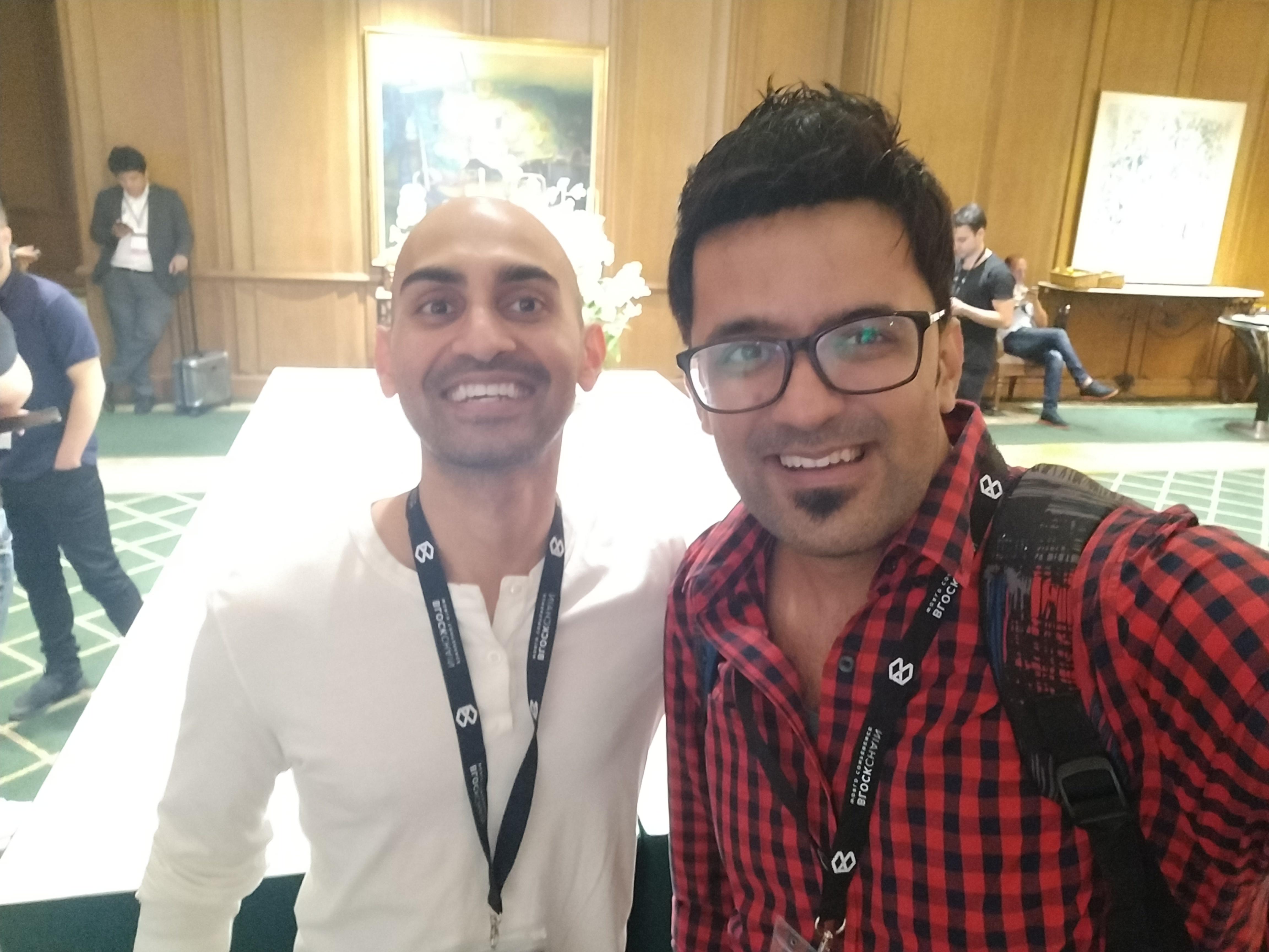 Blockchain World Conference 2017