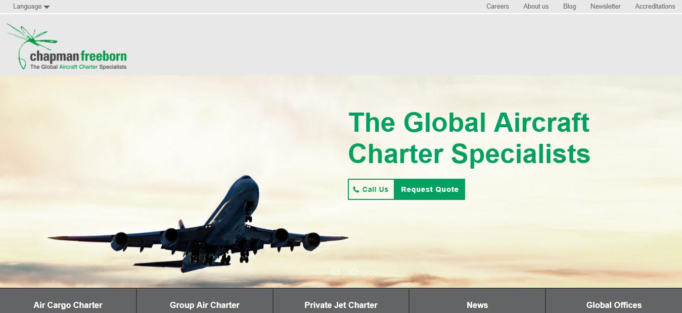 Chapman Freeborn Jet Affiliate