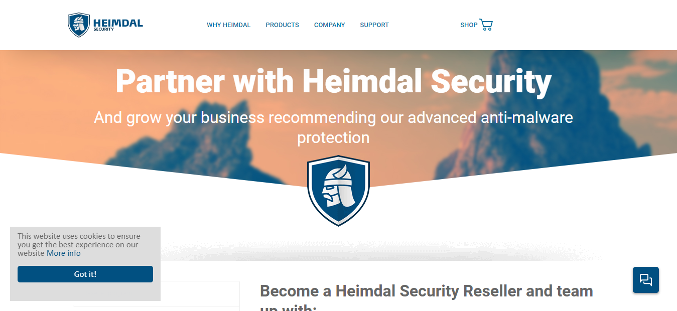 Heimdal Security Partner Programs