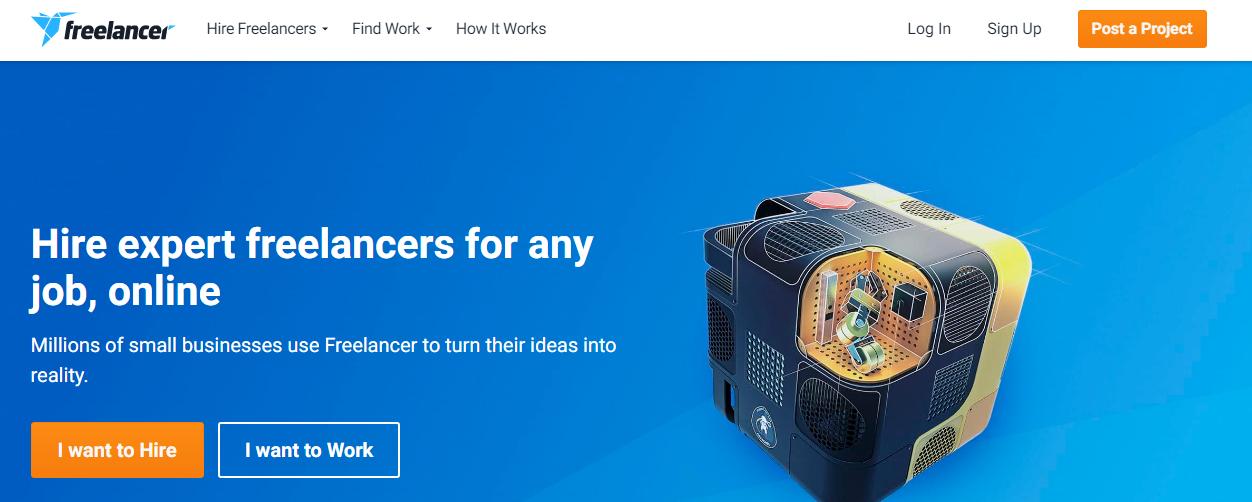 Freelancer - Find Virtual Assistant Job