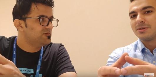 Emanuel Cinca STM HEAD Talking About How STM Forum Achieved Success