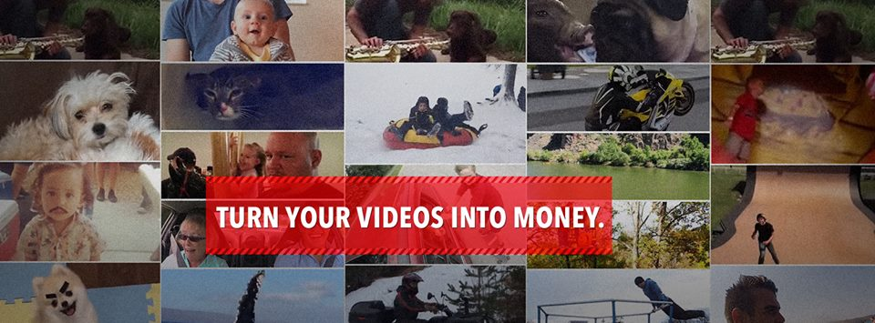 Monetize your video - Websites to Earn Money