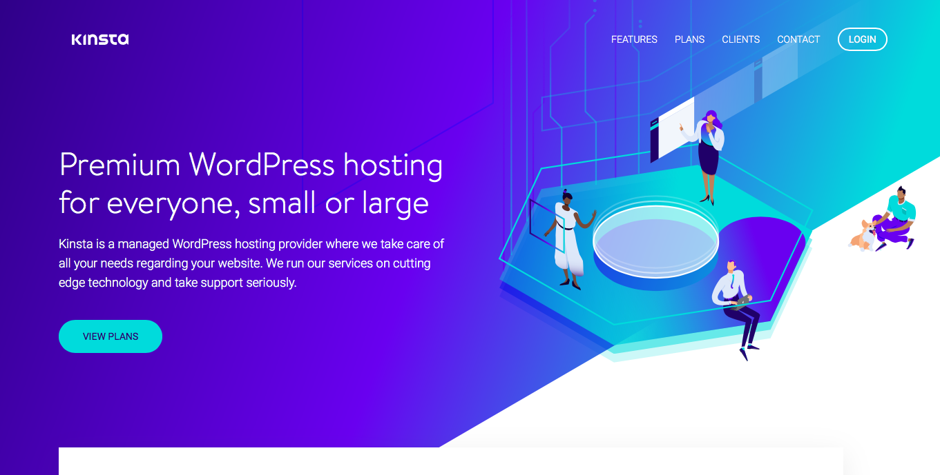 Kinsta Hosting- Affiliate Programs