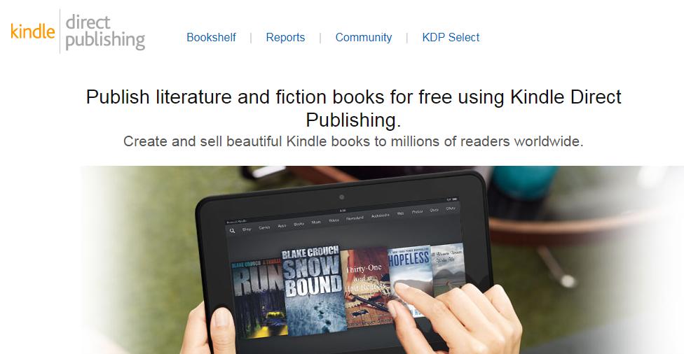 Amazon-Kindle-Direct-Publishing