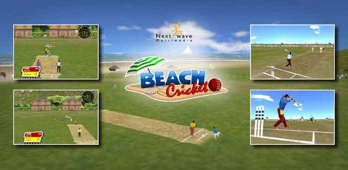 Beach Unlimited- Free Cricket Games