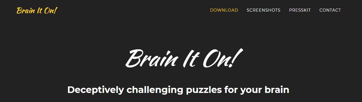 Brain It On- Best Offline Games
