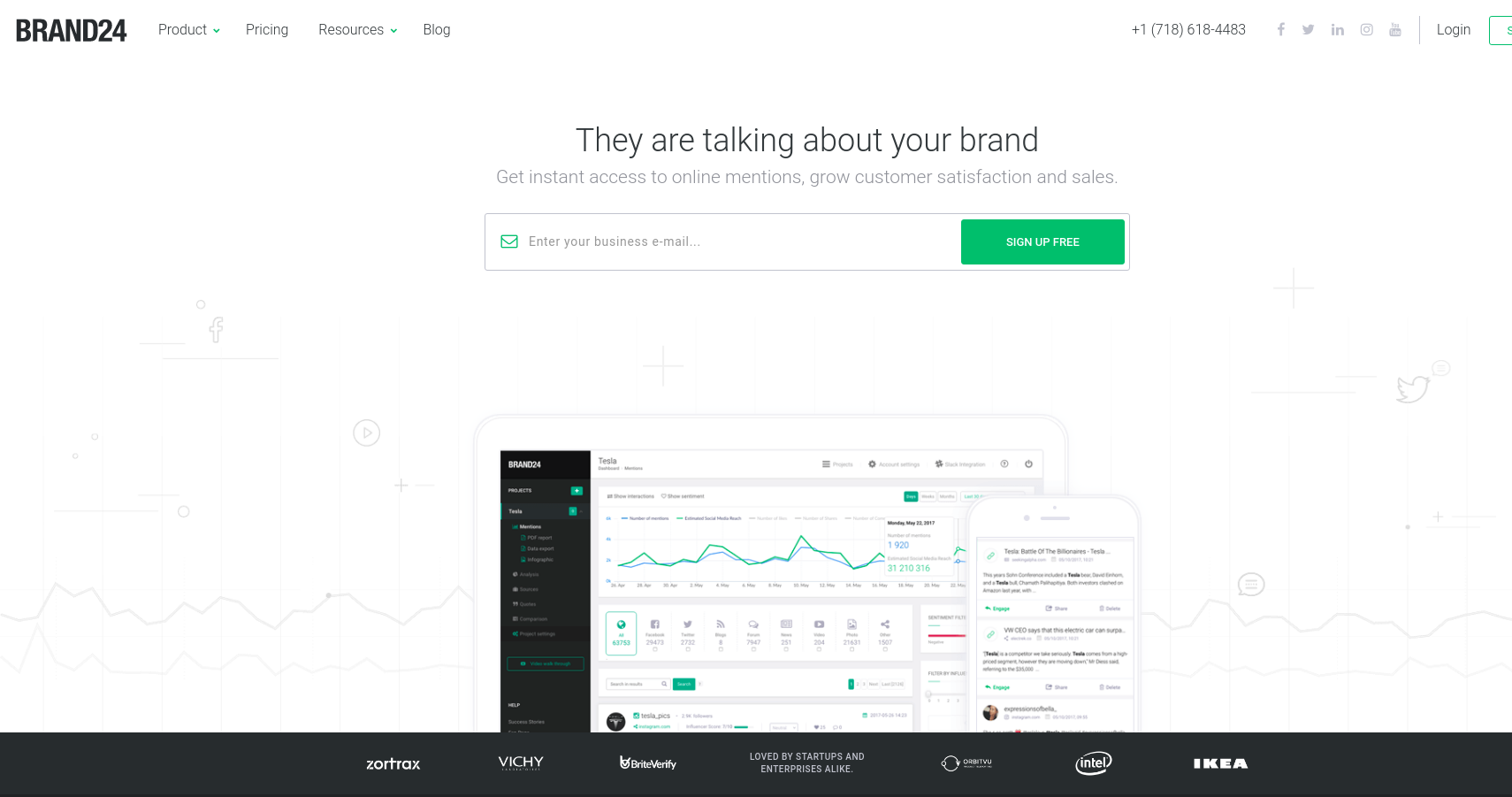 Brand24 Review - Social Media Monitoring Tool