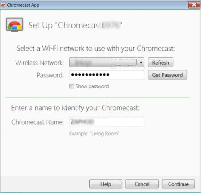 Connecting Chromecast- set up Chromecast on Windows 7