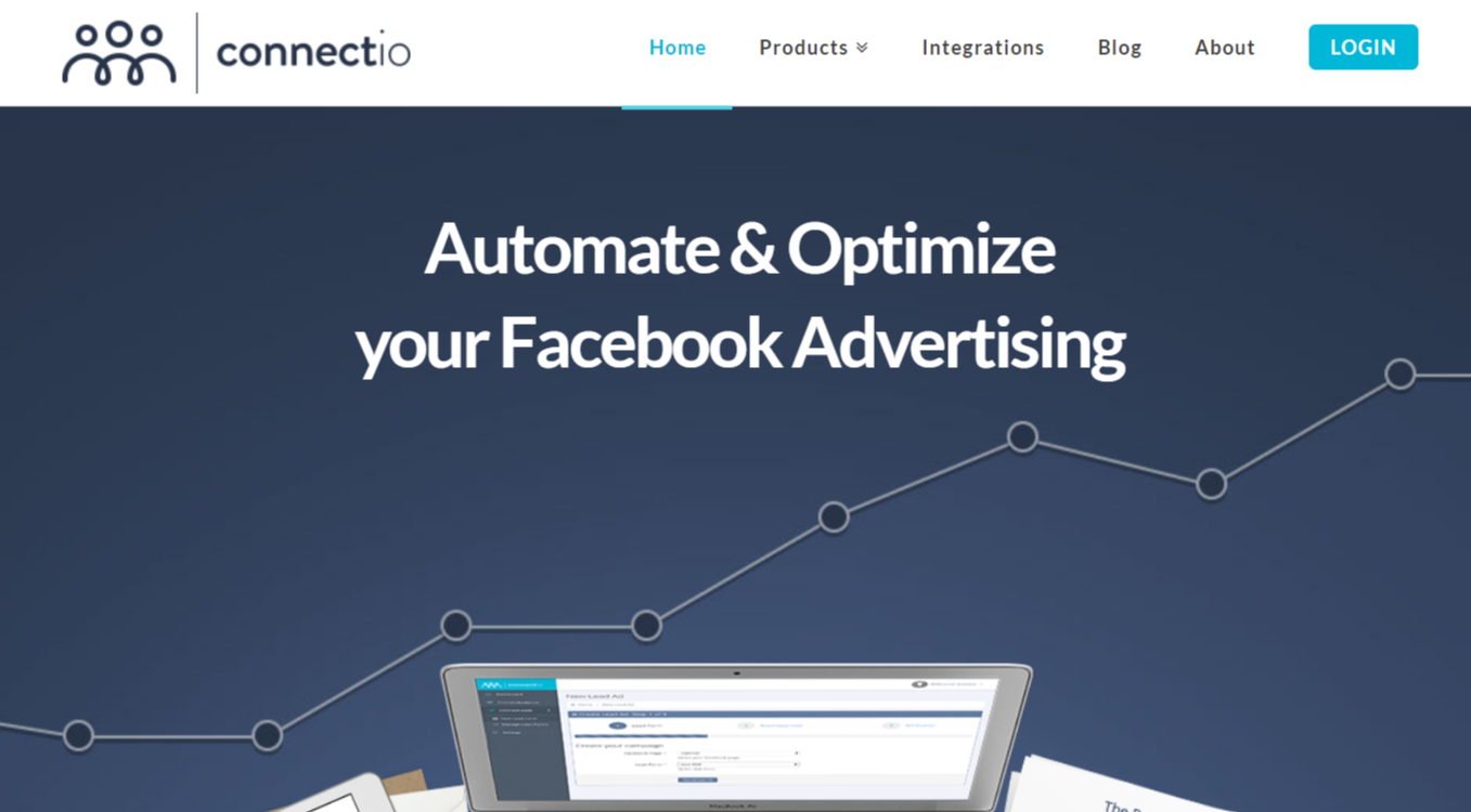 Connectio- Best Facebook Ad Spy Tool