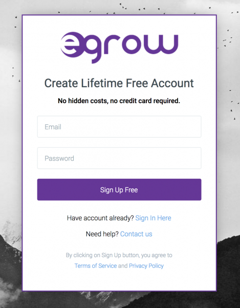 Egrow- Account (Amazon Product Research)