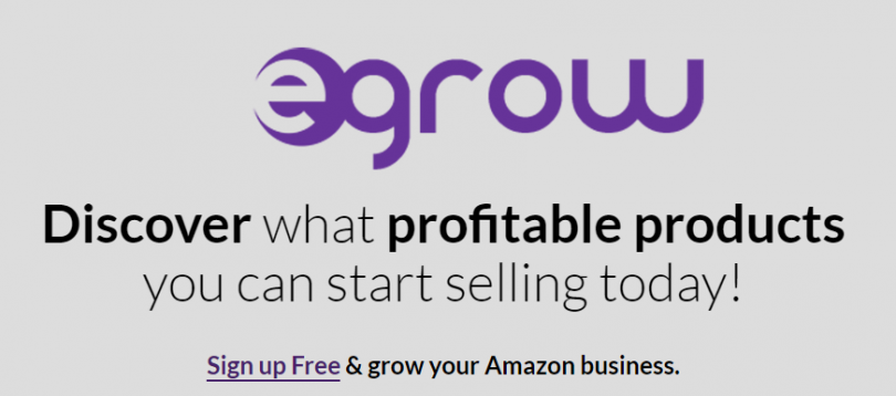 Egrow Review- Best Amazon Product Research Tool