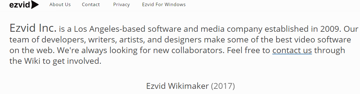 Ezvid- Screen Recording Software