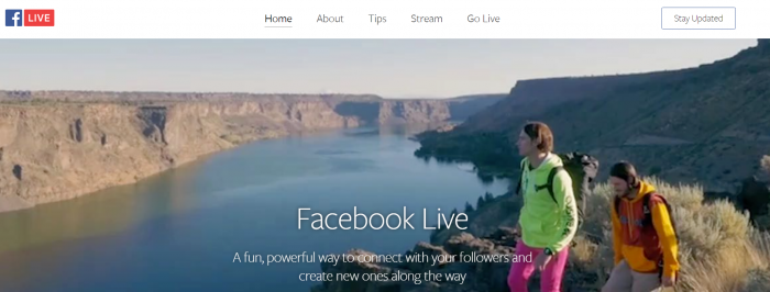 Facebook Live- Live Streaming Apps