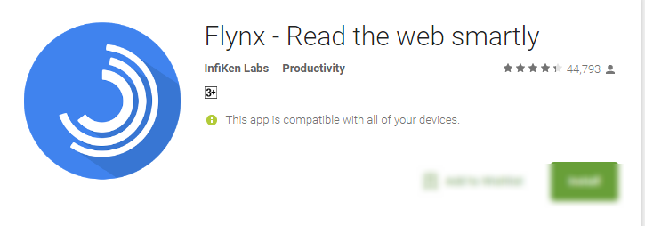 Flynx- Best Android Browser