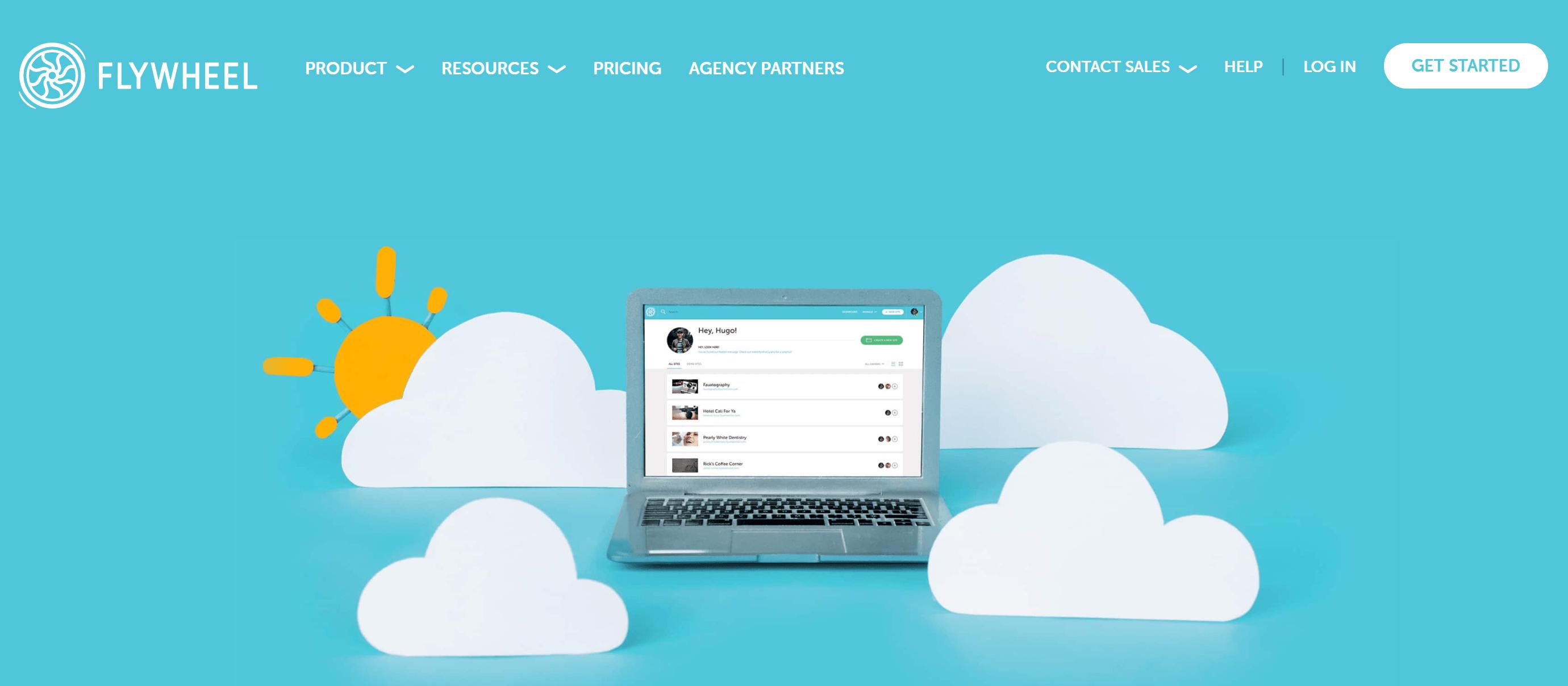 Flywheel cloud platforms