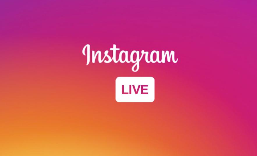 Instagram Live - Facebook Live Streaming App