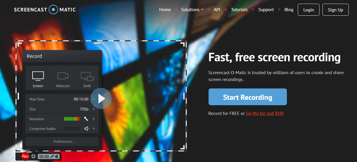 Screencast-O-Matic- Screen Recording Software