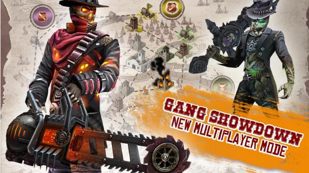 Six Guns: Gang Showdown- Best Offline Games