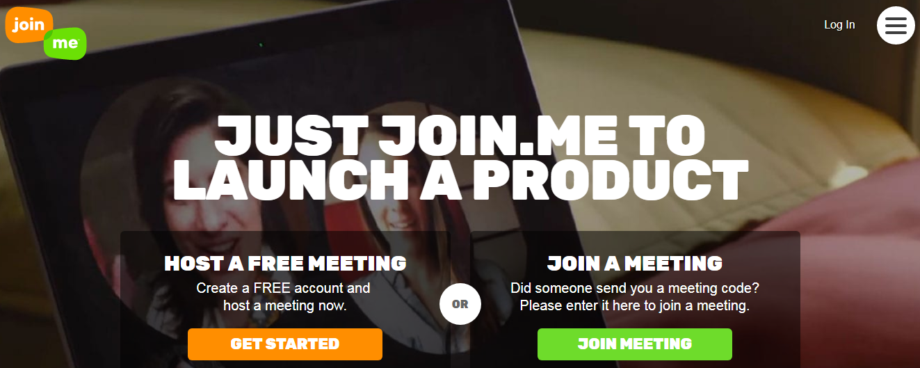 Join.me- Webinar Software