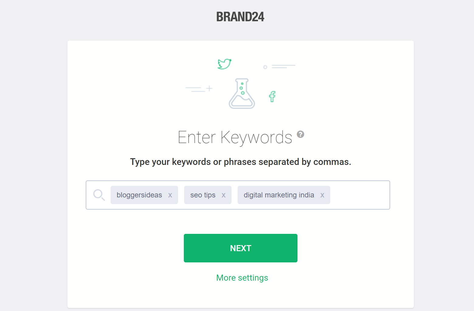 brand24 pricing keyword brand 24 reviews