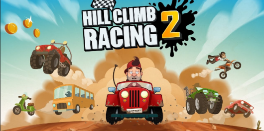 hill climbing 2- Best Offline Games