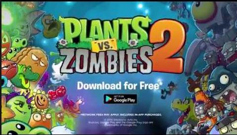 Plants Vs Zombies 2- Best Offline Games