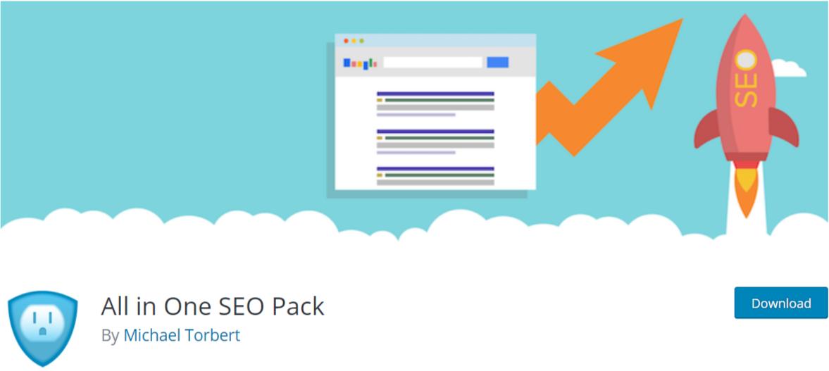 All In One SEO Pack- WordPress SEO Plugins