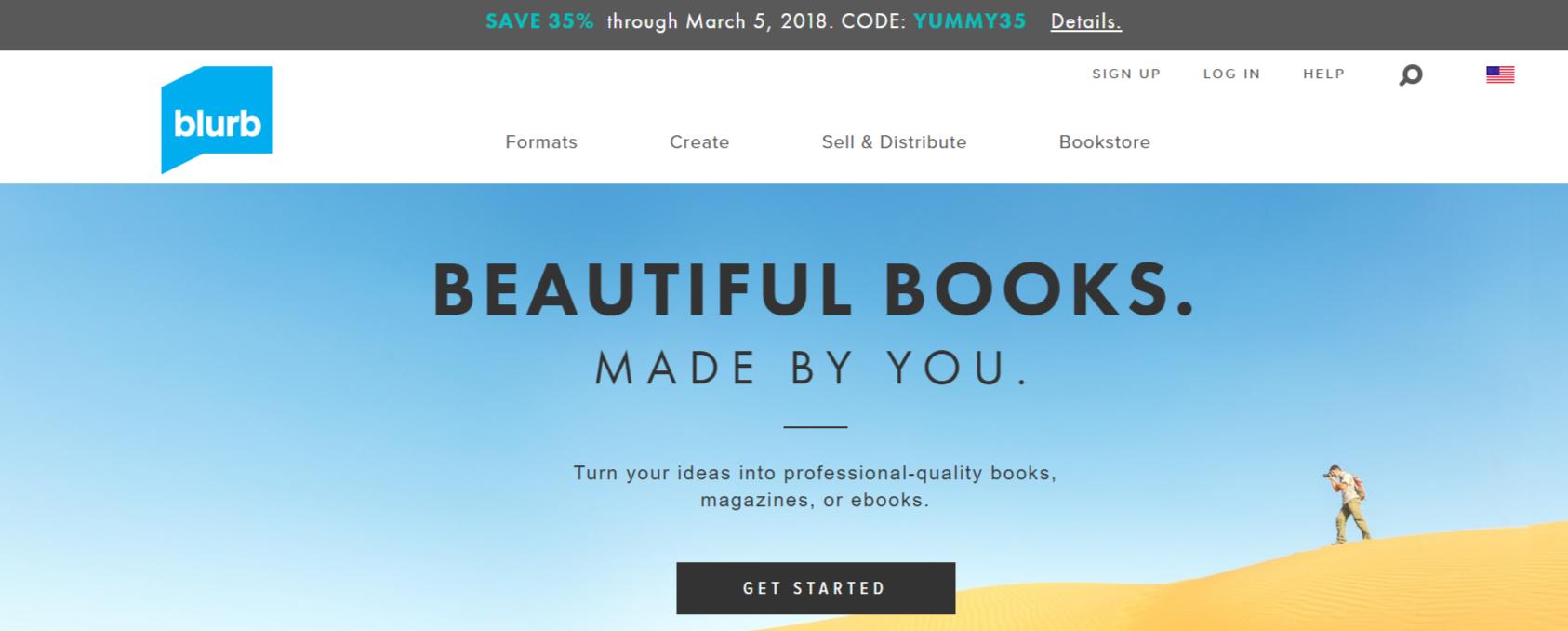 Blurb- Art Affiliate Programs