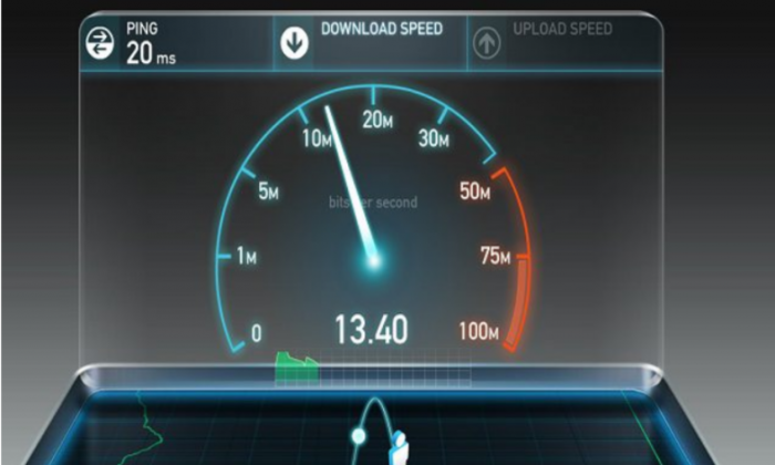 Check Your Speed- Speed Up an Internet Connection