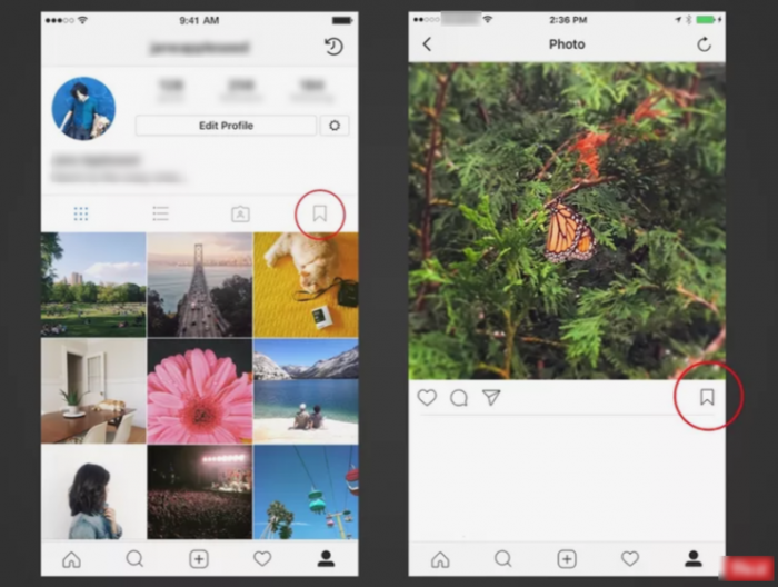 How to Save Photos From Instagram- Bookmark Photos from Instagarm