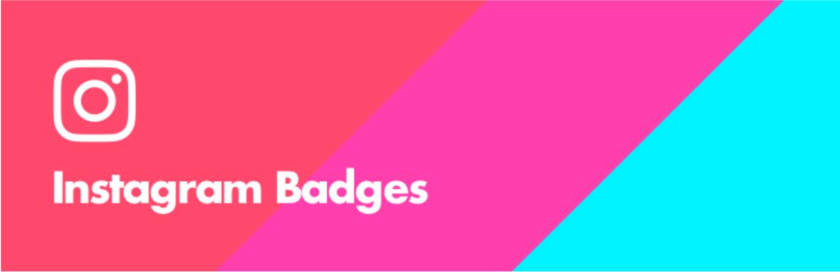 Instagram Badges — WordPress Instagram Plugins