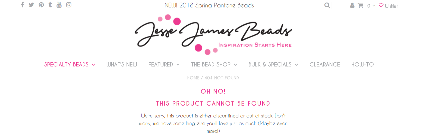 James James Beads- Art Affiliate Programs