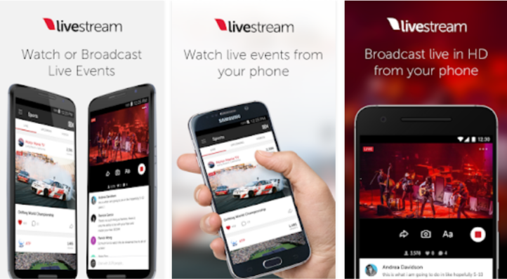 Livestream-Live Sports Streaming App