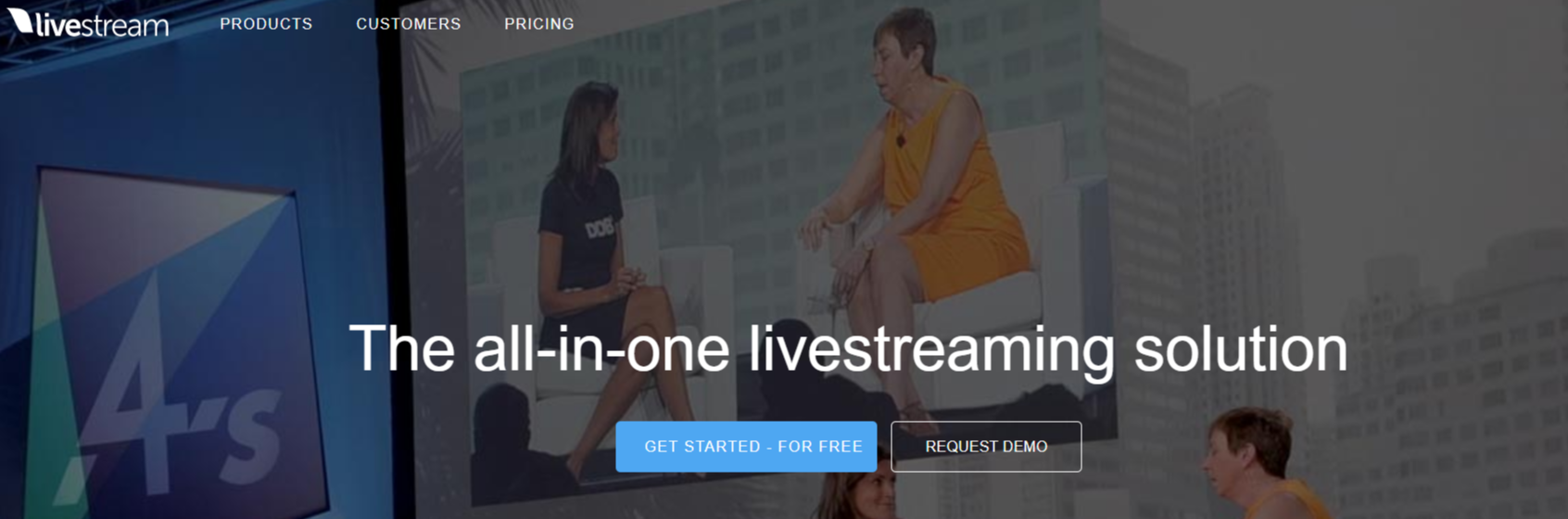 Livestream Broadcast - Live Streaming Apps