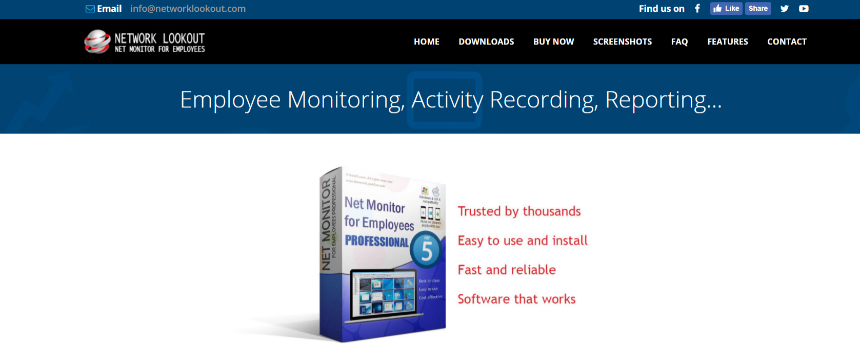 Net Monitor for Employees- Monitoring Tool