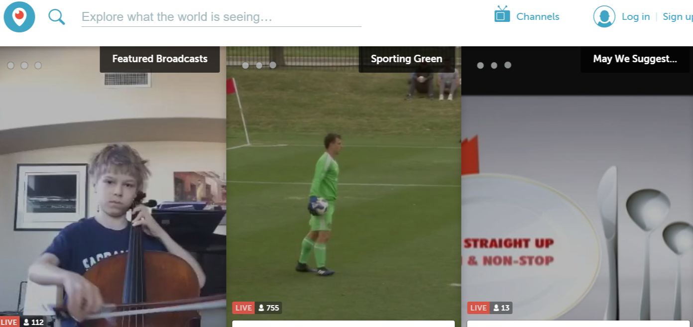 Periscope- Live Streaming Apps