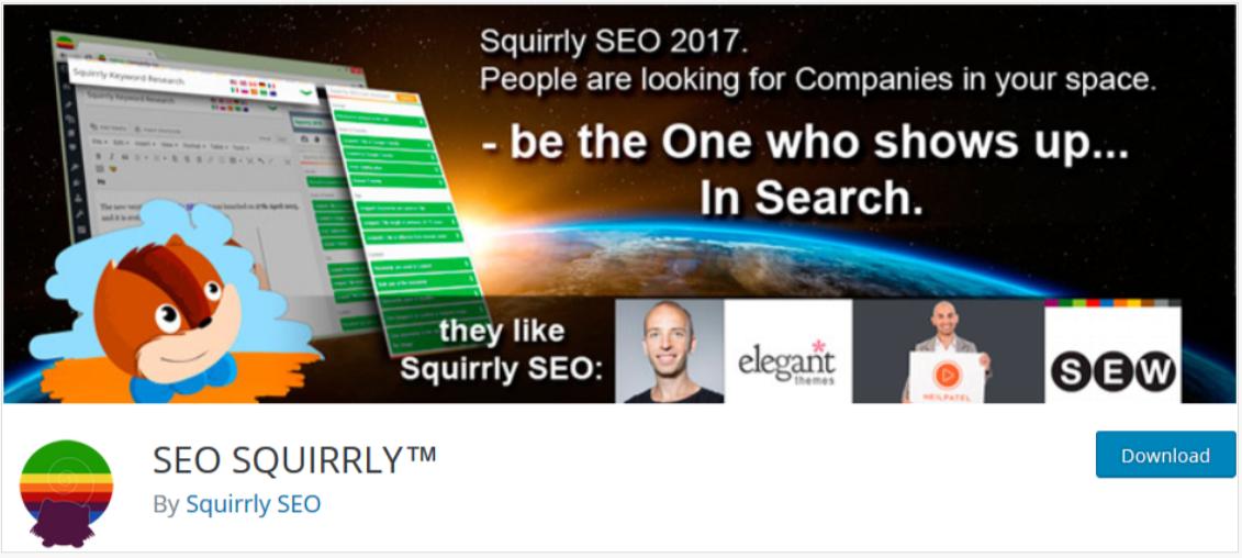 SEO Squirrly- WordPress SEO Plugins