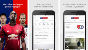Sky Sports Live- Live Streaming Streaming App