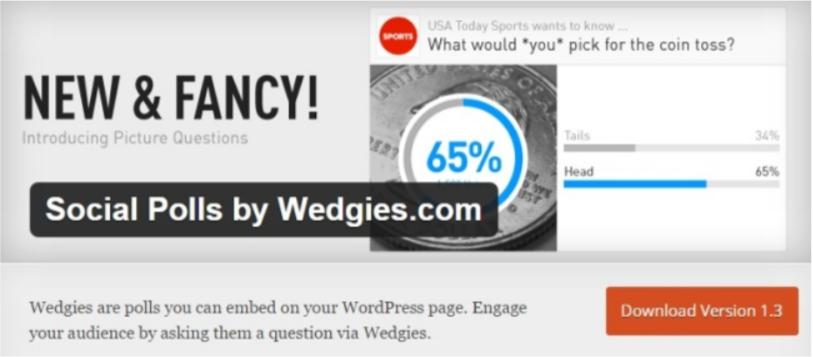 Social Poll- WordPress Poll Plugins