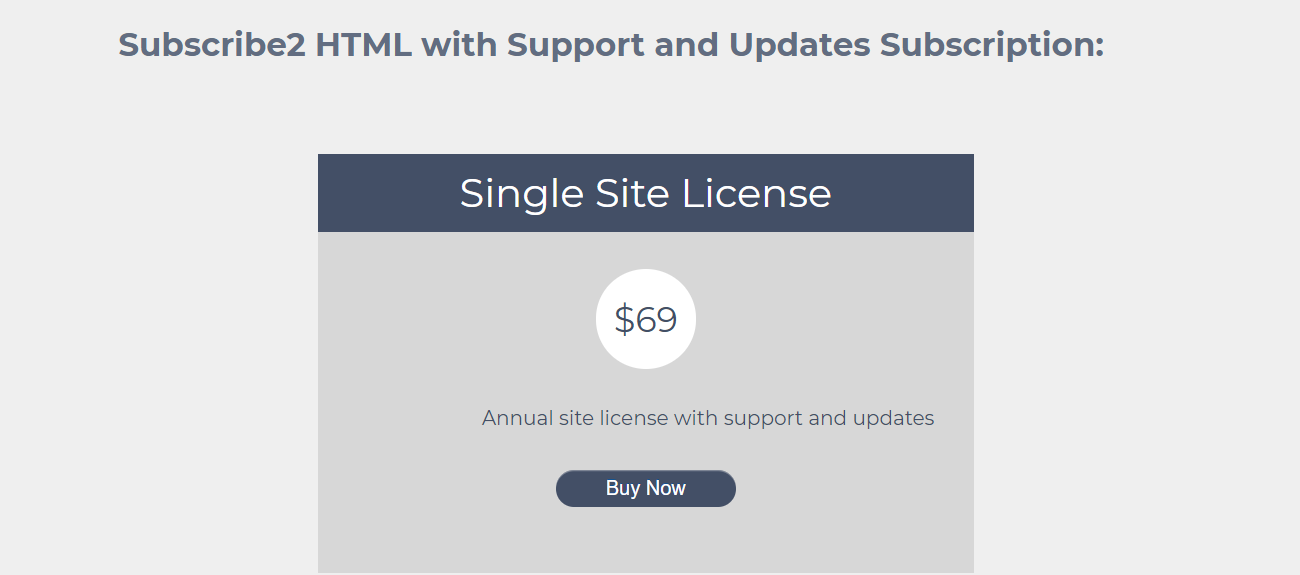 Subscribe2 HTML Premium WordPress Email Marketing Plugins
