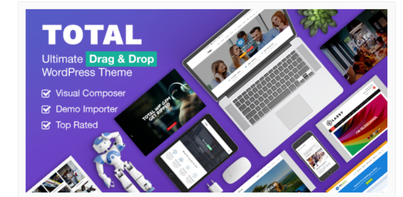 Total-WordPress Business Themes