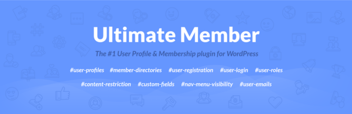 Ultimate Member — WordPress Author Bio Plugins