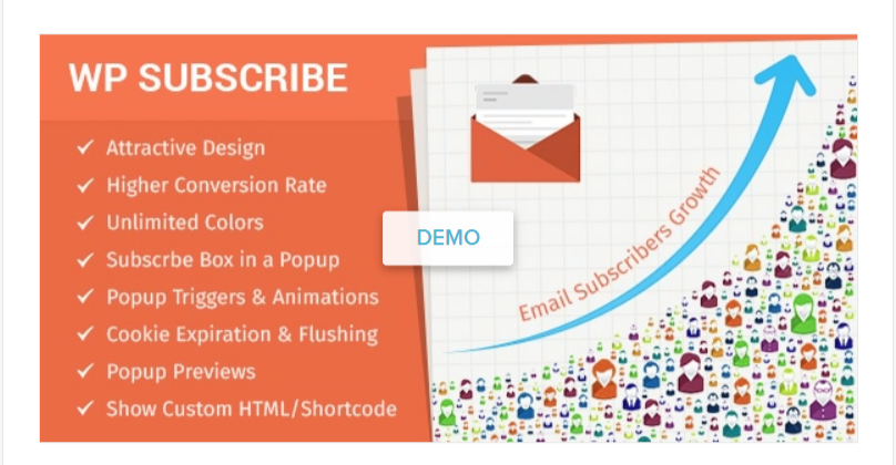 WP Subscribe Pro -WordPress Email Marketing Plugins